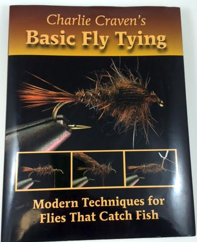 Charlie Craven's Basic Fly Tying Book