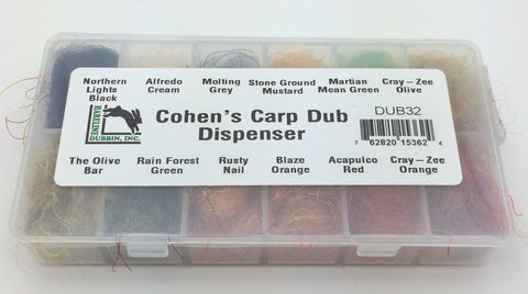 Cohen's Carp Dubbing Dispenser