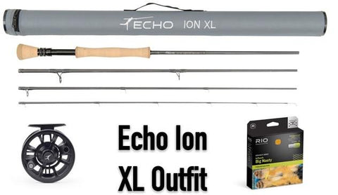 Echo Ion XL Outfit