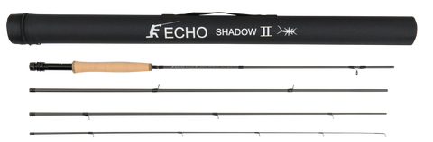 Echo Shadow II Fly Rod Euro Nymphing Czech Nymph