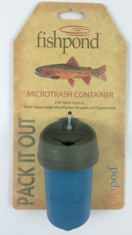 Fishpond PIOPOD Micro Trash Container