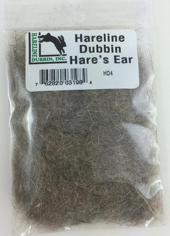 Hareline Rabbit Dubbin hare's ear nymph
