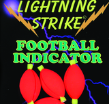 Lightning Strike Football Indicator