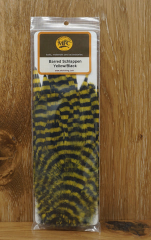 MFC Barred Schlappen Yellow/Black