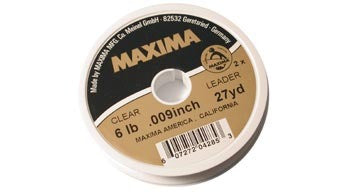 Maxima Tippet Clear