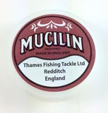 Mucilin Red Can Fly Fishing Line and Fly Floatant Paste