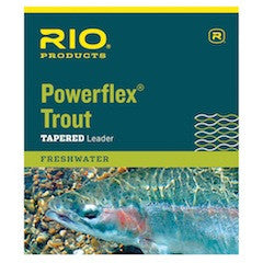 RIO Powerflex Trout Leader 9'