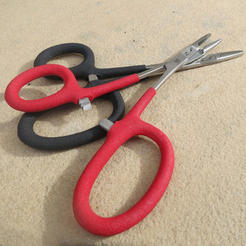 Rising Bob's Tactical Scissor Red