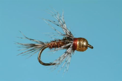 Tungsten Soft Hackle Pheasant Tail Nymph