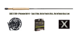 Sage X 590-4 Premium Fly Rod Outfit