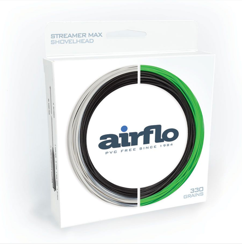 Airflo Galloup Streamer Max Shovelhead Fly Line