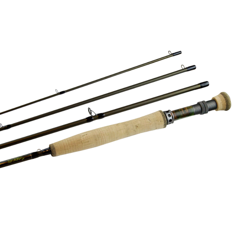 Syndicate 10 ft. 3 Weight w/Fighting Butt Pipeline Pro Fly Rod
