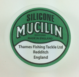 Mucilin Green Can Silicone