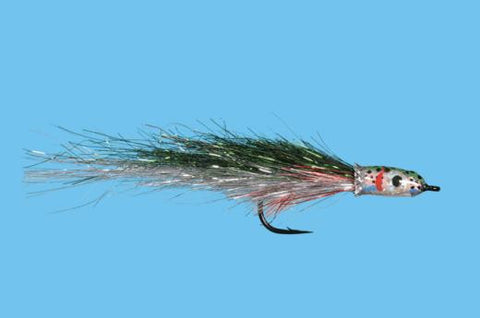 Skip's Rainbow Minnow Trout Streamer