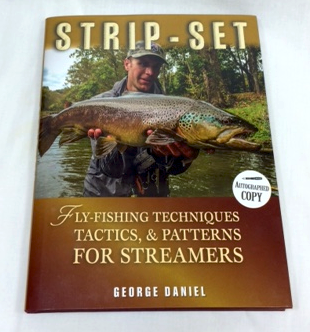 Strip-Set Fly-fishing techniques tactics, & patterns for streamers book