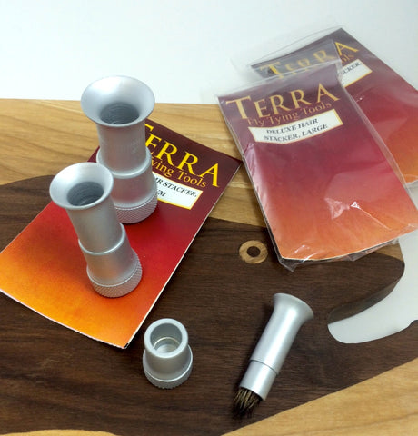 Terra Hair Stacker Fly Tying Tool
