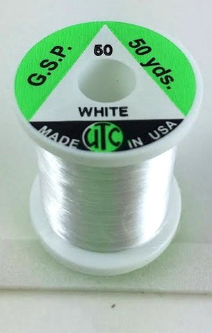Ultra GSP 50 Denier Thread White