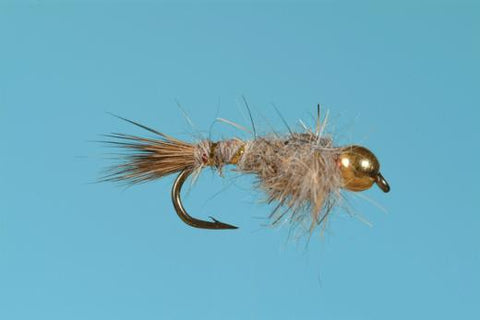 Bead Head Hare's Ear Nymph Trout Fly