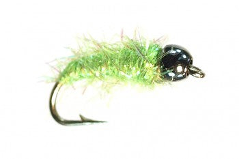 bloom weight fly green tungsten trout fly