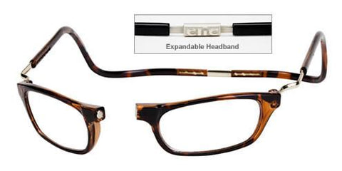 Clic Expandable Readers