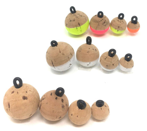 corqs cork strike indicators fly fishing trout