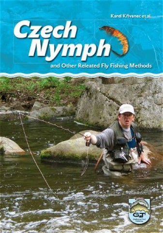 Czech Nymph & Other Related Fly Fishing Methods Book Czech Nymphing