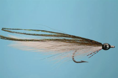 Deceiver Olive/White Streamer
