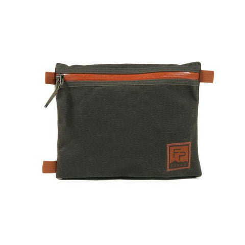 Fishpond Eagle's Nest Travel Pouch - Peat Moss
