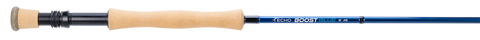 Echo Boost Blue Fly Rod
