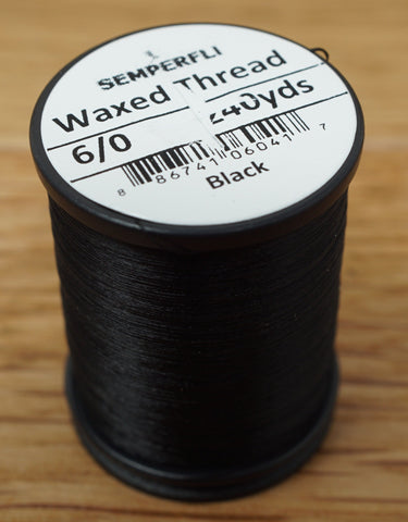Classic Waxed Thread 6/0