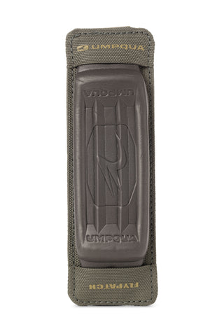 Umpqua ZS2 Foam Fly Patch/Holder Olive