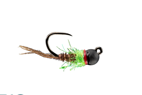 Rio French Dip Jig Black Bead