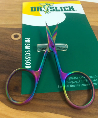 "Dr Slick All Purpose Scissor 4"" Prism Finish"
