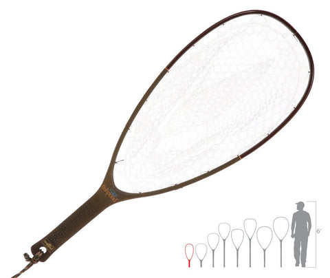 Fishpond Nomad Native Net Original Fly fishing landing net