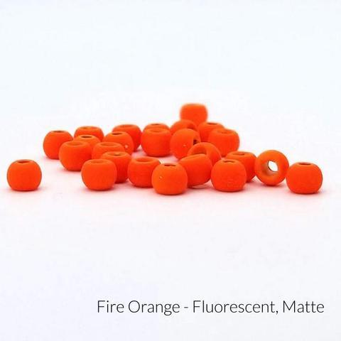 Firehole Stones Matte Tungsten Beads - Hot Colors