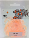 FNF Jelly Fritz 15mm blob chenille biscuit