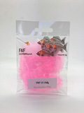 FNF UV Jelly 15 mm marshmallow pink blob chenille