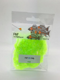 FNF UV Jelly 15 mm blob chenille stillwater flies hulk