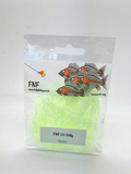 FNF UV Jelly 15 mm chenille blob melon stillwater fly tying