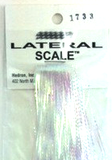 Hedron Lateral Scale Flash 1/69 Fly Tying Materials