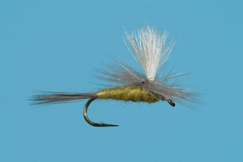 Parachute Pale Evening Dun Trout Fly Dry Flies