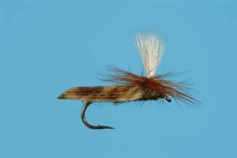 Parachute Caddis Dry Fly Olive