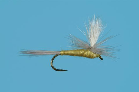 Parachute Pale Morning Dun Dry Fly Trout Flies