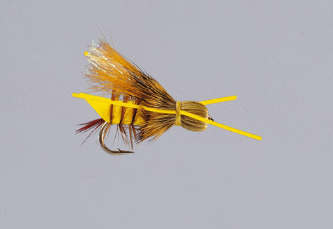 RAINY'S BULLET HEAD HOPPER YELLOW