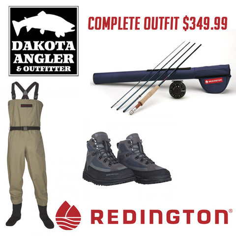 Redington Complete Starter Outfit