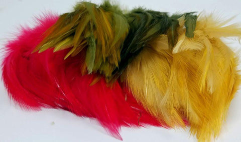 Fish Hunter Select Saddle Hackle
