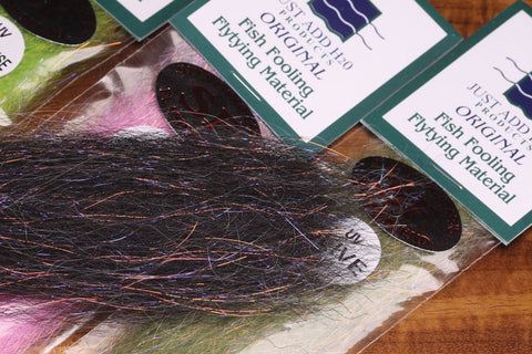 Steve Farrar SF UV Blend Fly Tying