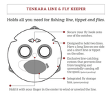 tenkara usa line and fly keeper