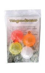 "Thingamabobber 1"" Multicolor 4 Pack"
