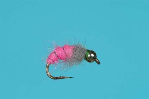 Tungsten Amex Pink Czech Nymph